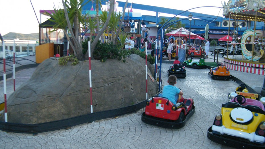 Circuito de Mini Cars